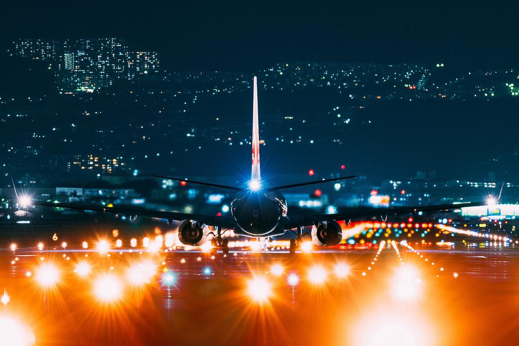 Dashboard Lights by Peter Stewart