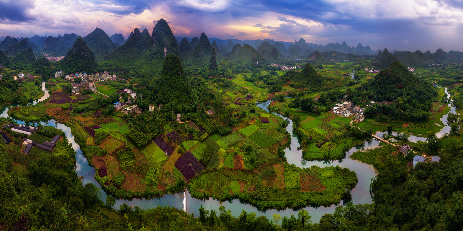 Shangri-La by Peter Stewart