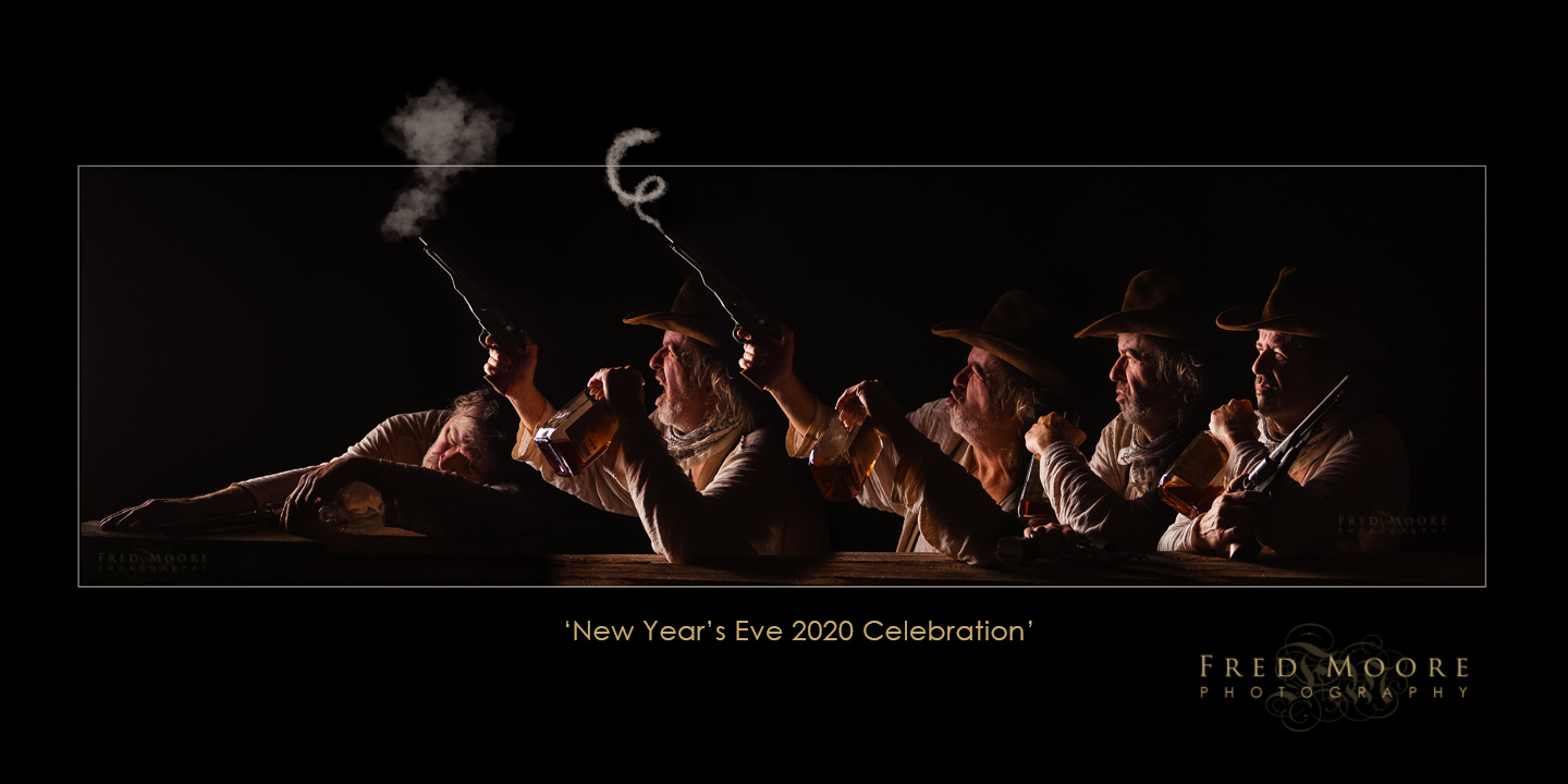 'New Years Eve 2020' by Fred Moore