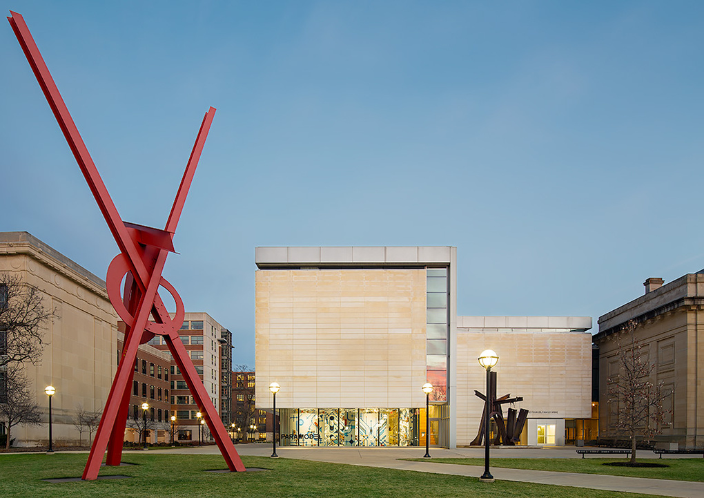 University of Michigan Museum of Art by Jason Woods