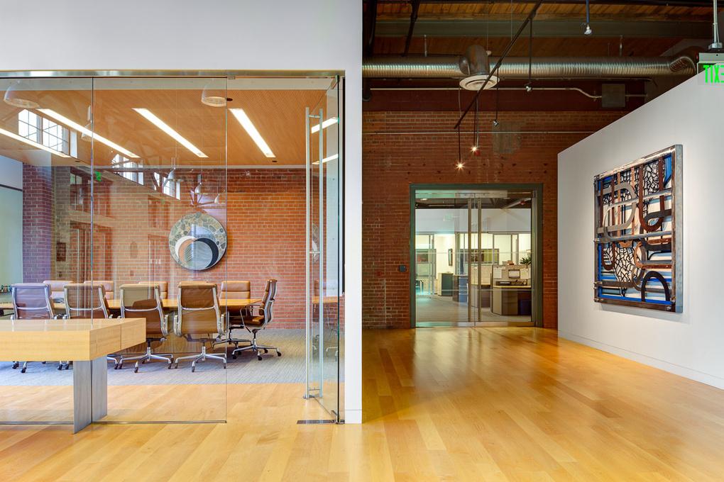 Balfour Beatty Interior by Jason Woods
