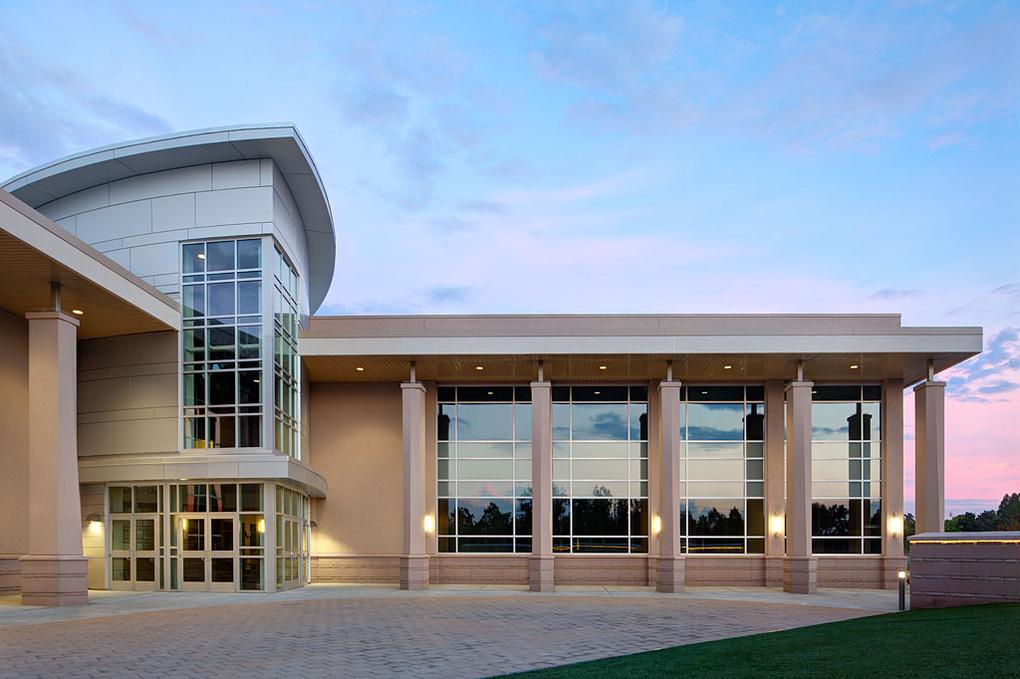 Calvary Life Center Exterior by Jason Woods