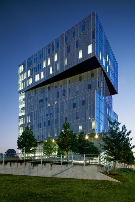 UNCC Center City Exterior by Jason Woods