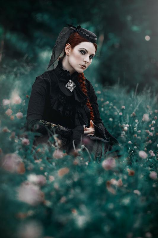 Victorian Lady by Emanuele La Grotteria