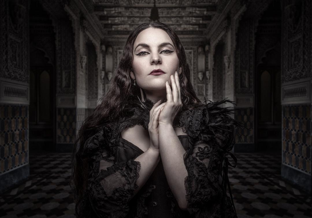 Goth Girl by Emanuele La Grotteria