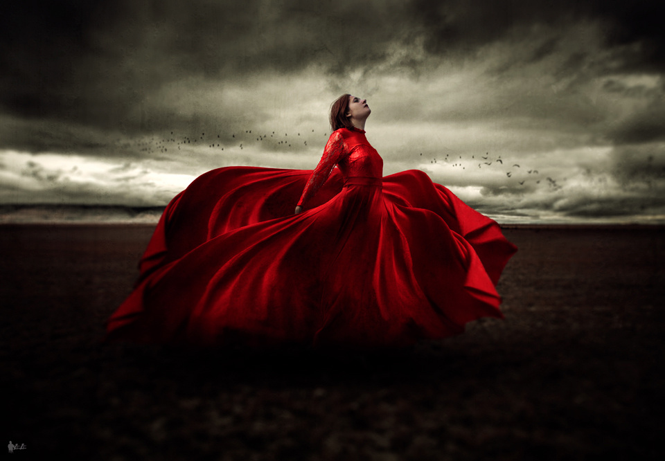 Madame Red by Emanuele La Grotteria