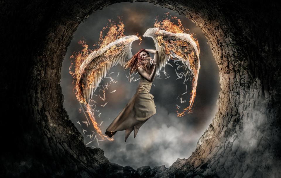 Angel by Emanuele La Grotteria