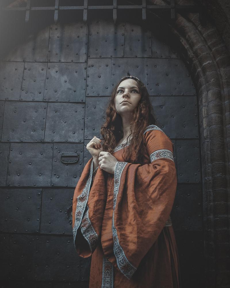 Medieval Lady by Emanuele La Grotteria