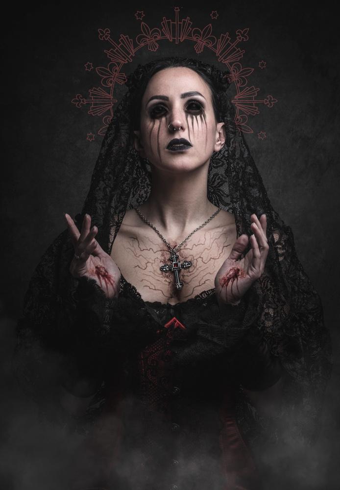 Dark Virgin by Emanuele La Grotteria