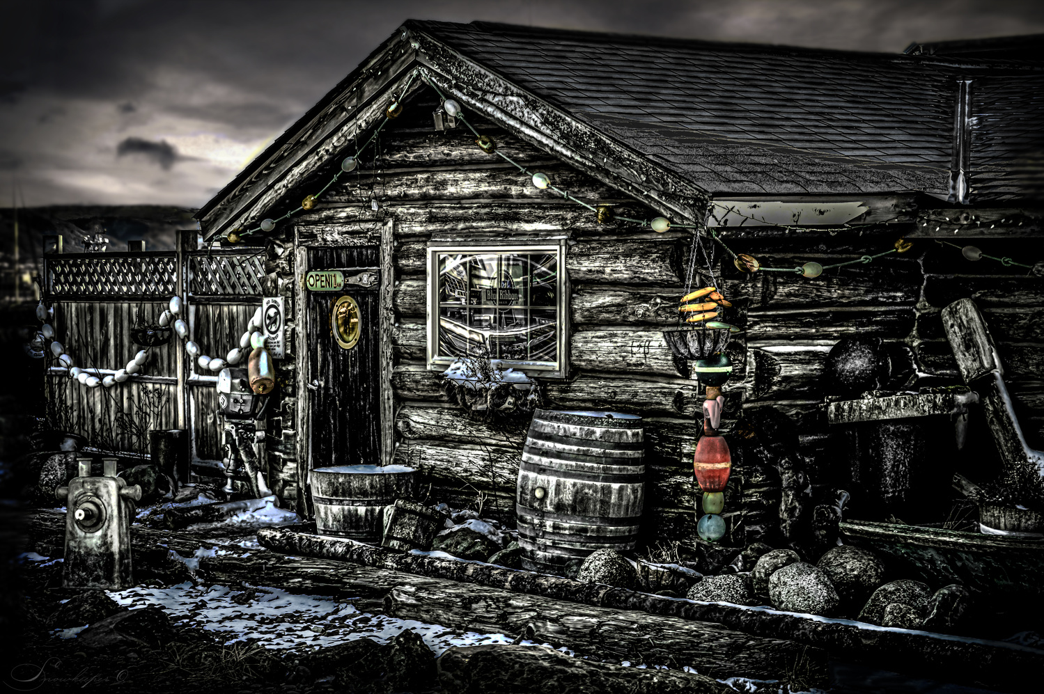 Homer, Alaska by Heather Langlois