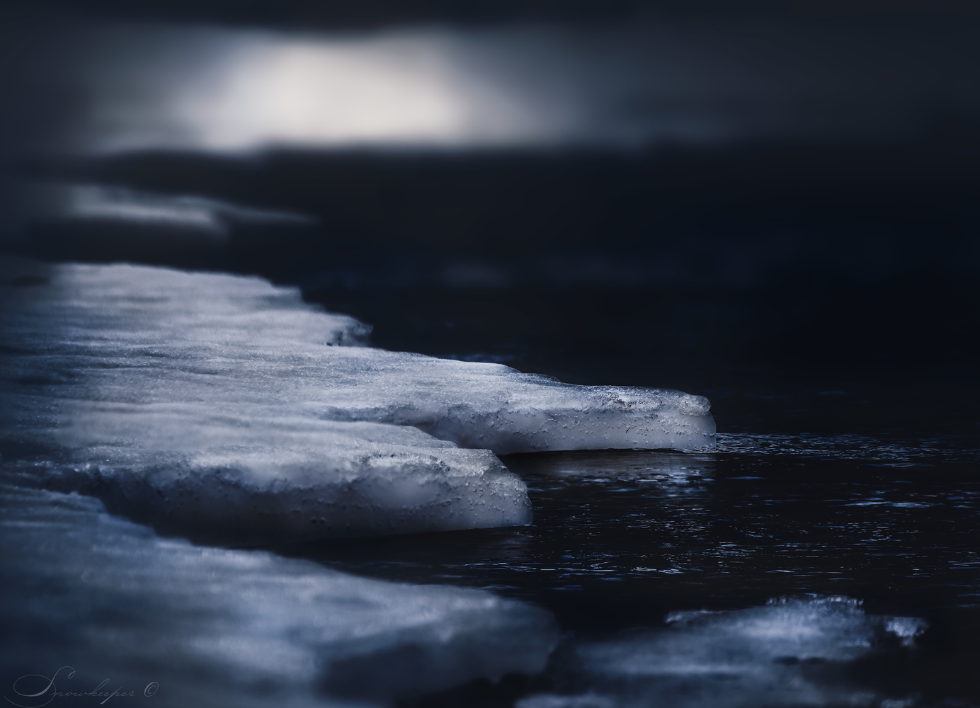 Night Ice by Heather Langlois