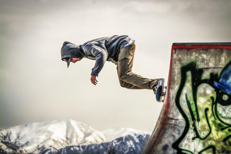 Skate Alaska by Heather Langlois
