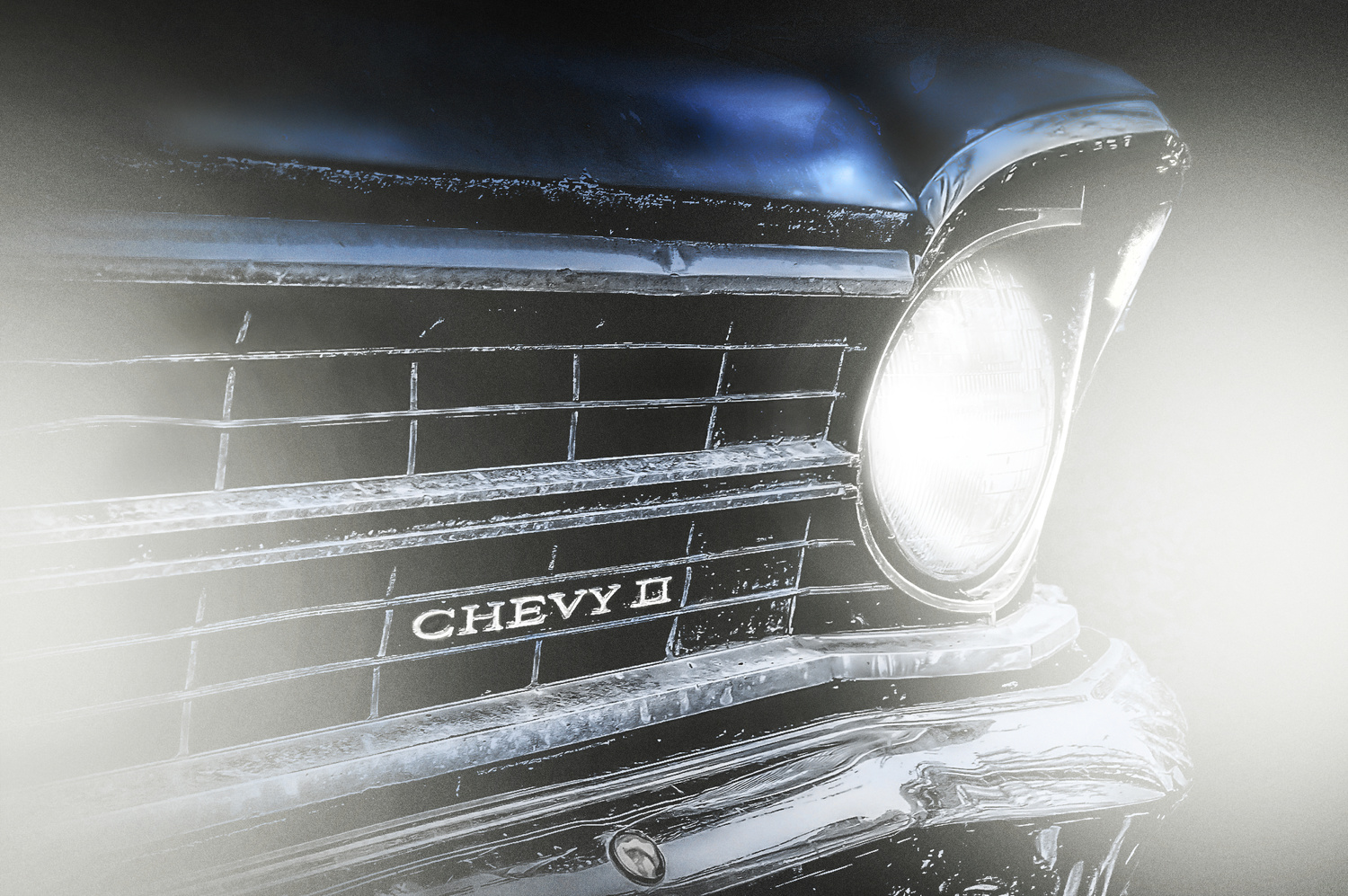 Chevy Memories by Heather Langlois