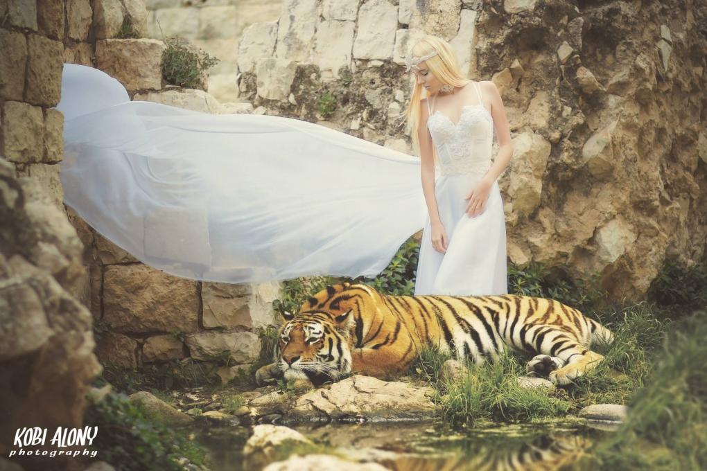 Beauty and the Beast by Kobi Alony