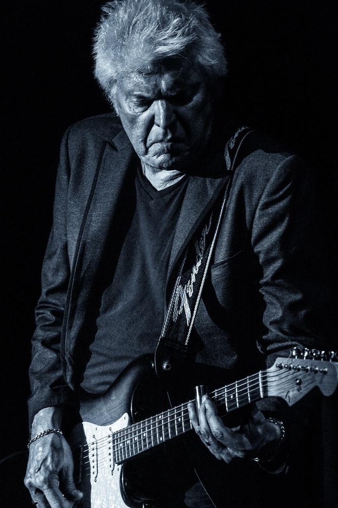 Cliff Goodwin, Guitarist by Harold Crossman