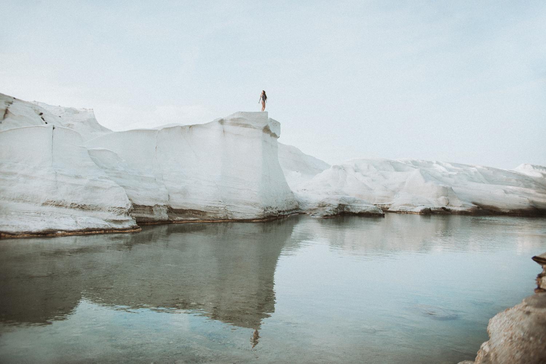 Sarakiniko by Camille Girard