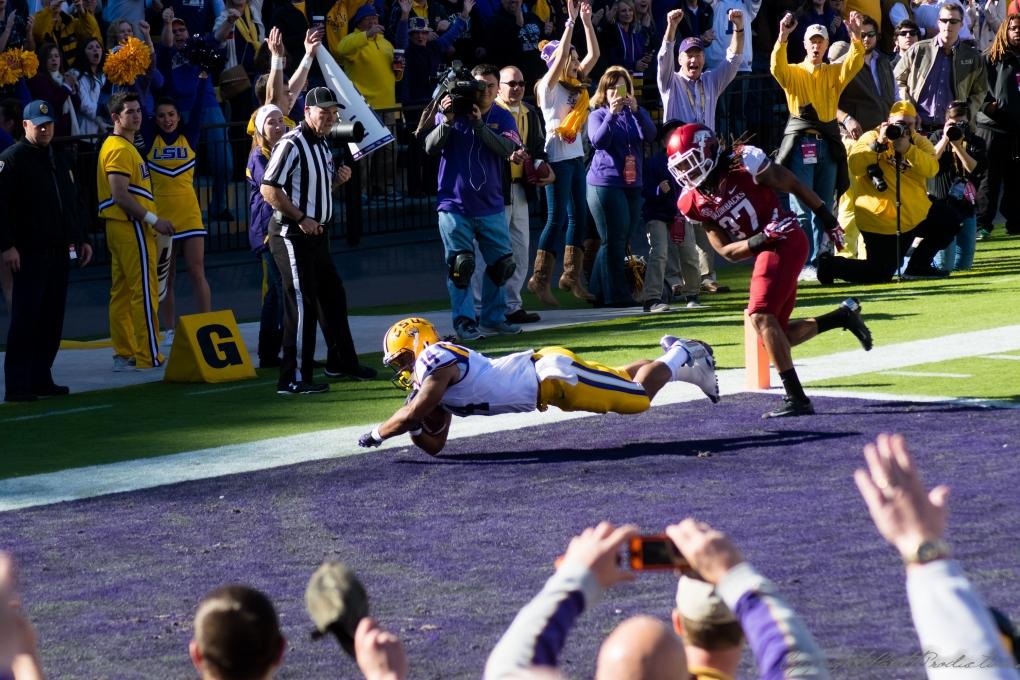 Touchdown by Austin Hartt