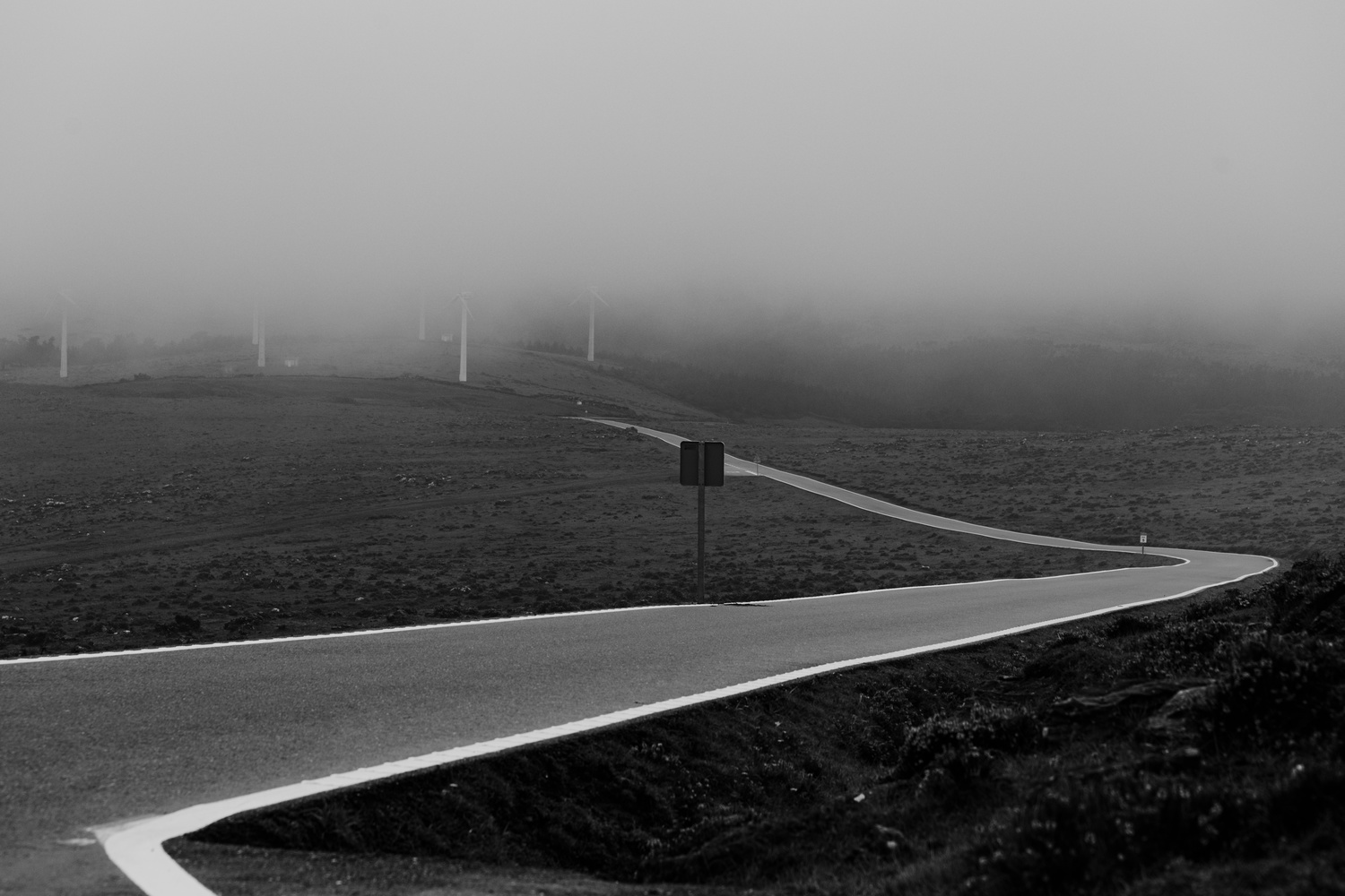 Road to nowhere by Ave Calvar Martinez