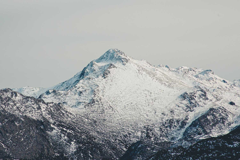 Mountain Range by Ave Calvar Martinez