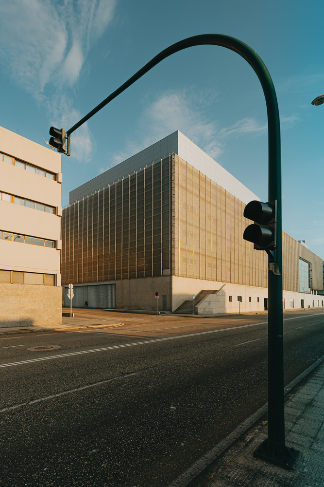 Cinema Street by Ave Calvar Martinez