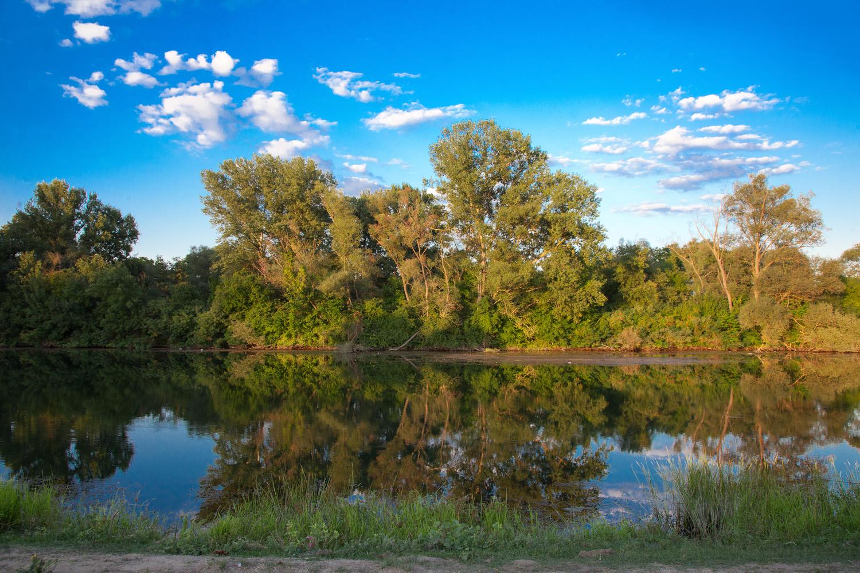 River by Petko Ivanov