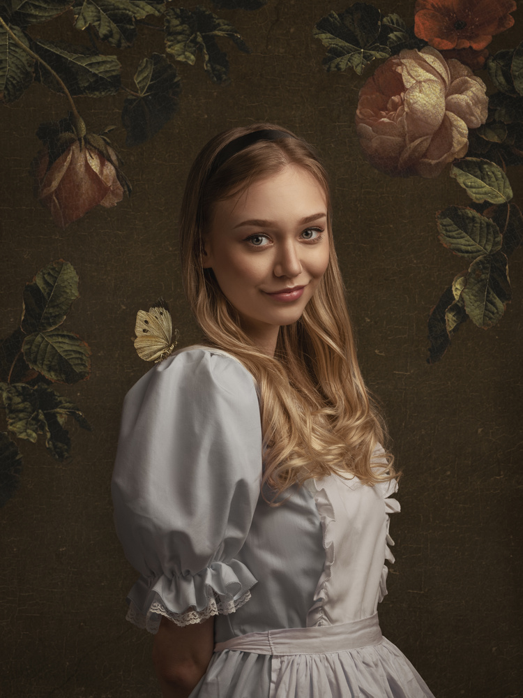 Alice I by Hajnalka Beren