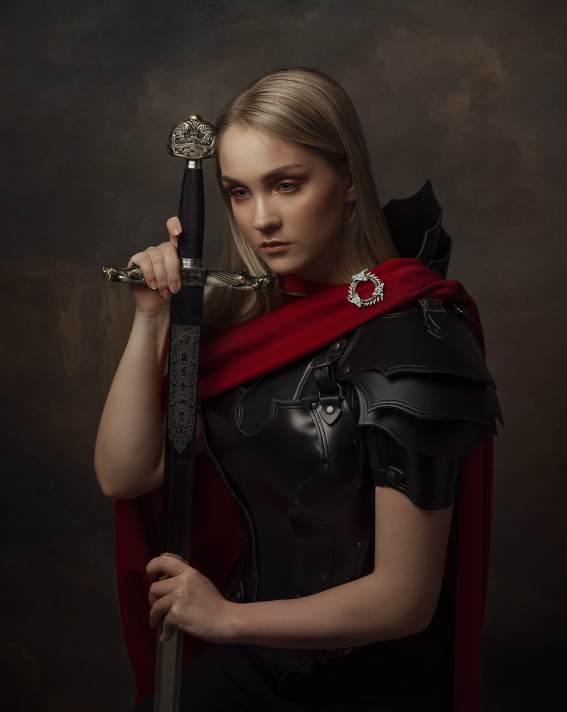 Targaryen Warrior I by Hajnalka Beren