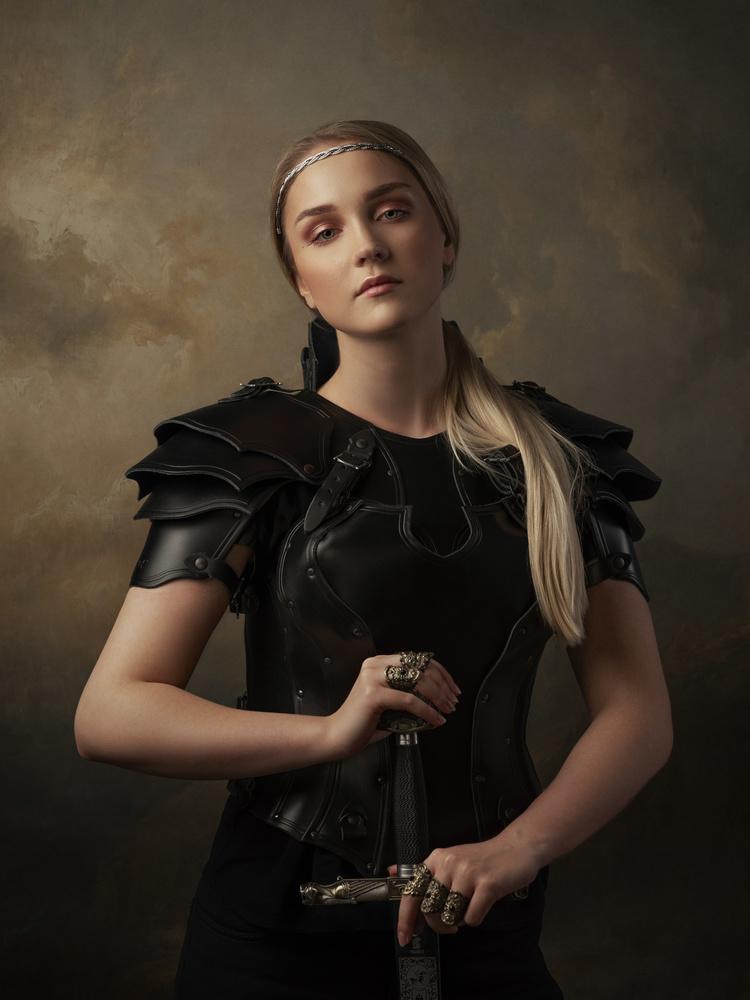 Targaryen Warrior II by Hajnalka Beren