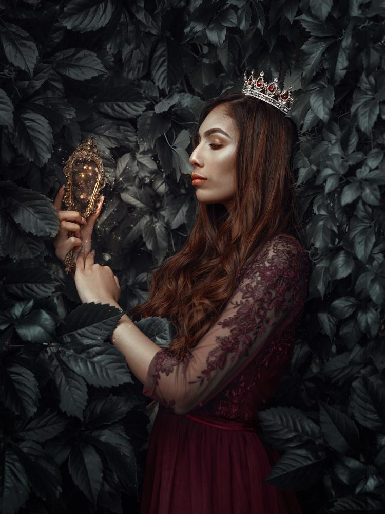 Fairytale Princess II by Hajnalka Beren