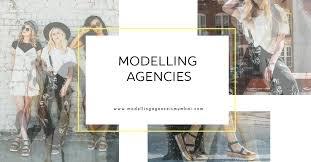 Modelling Agencies in Mumbai by Shashank Sharma