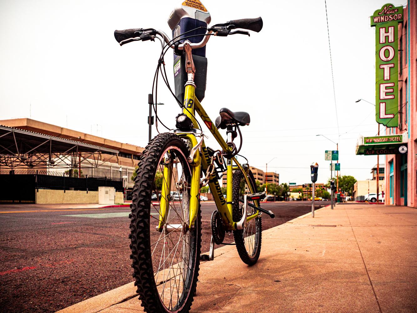 I've got a bike by Jon Stephenson