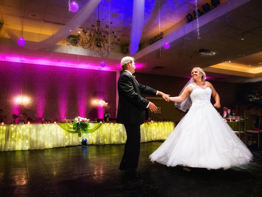 Father Daughter Dance by Steve Vansak