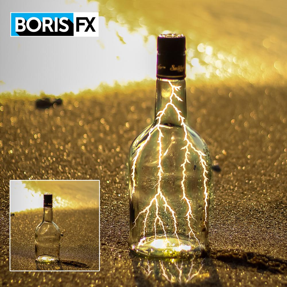Lightning in Bottle by Ross Shain