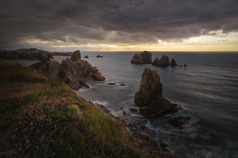 Sunset by Luis Martínez