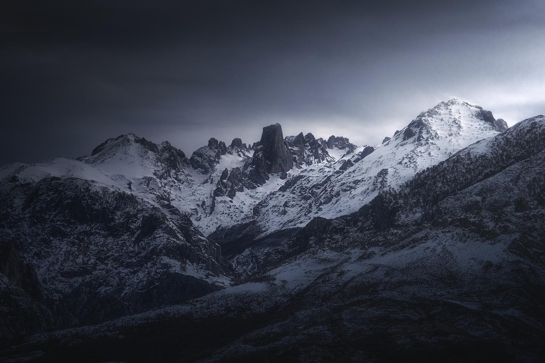 Cold by Luis Martínez