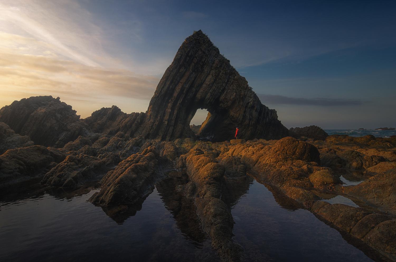 The Rock by Luis Martínez