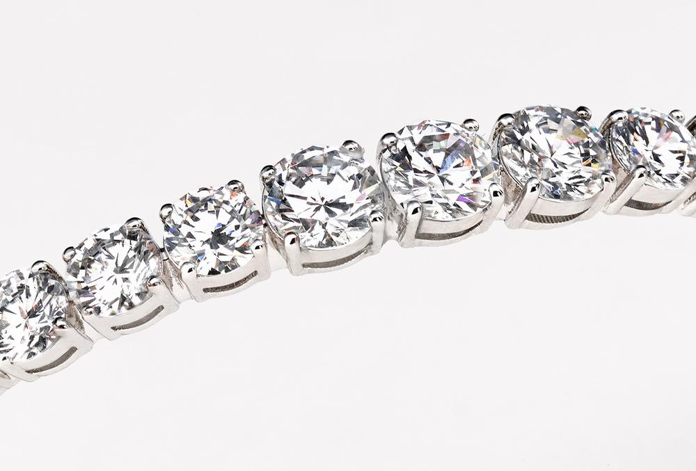 Diamonds - Close Up by Sean Blanton