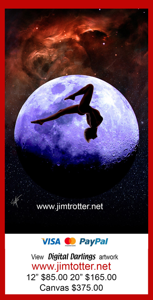 Moon Dancer by jim trotter
