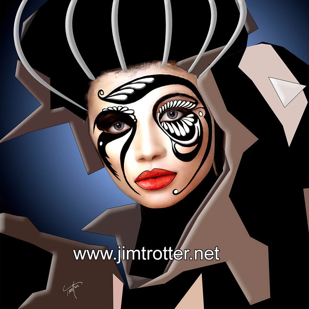 Princess Shyla by jim trotter