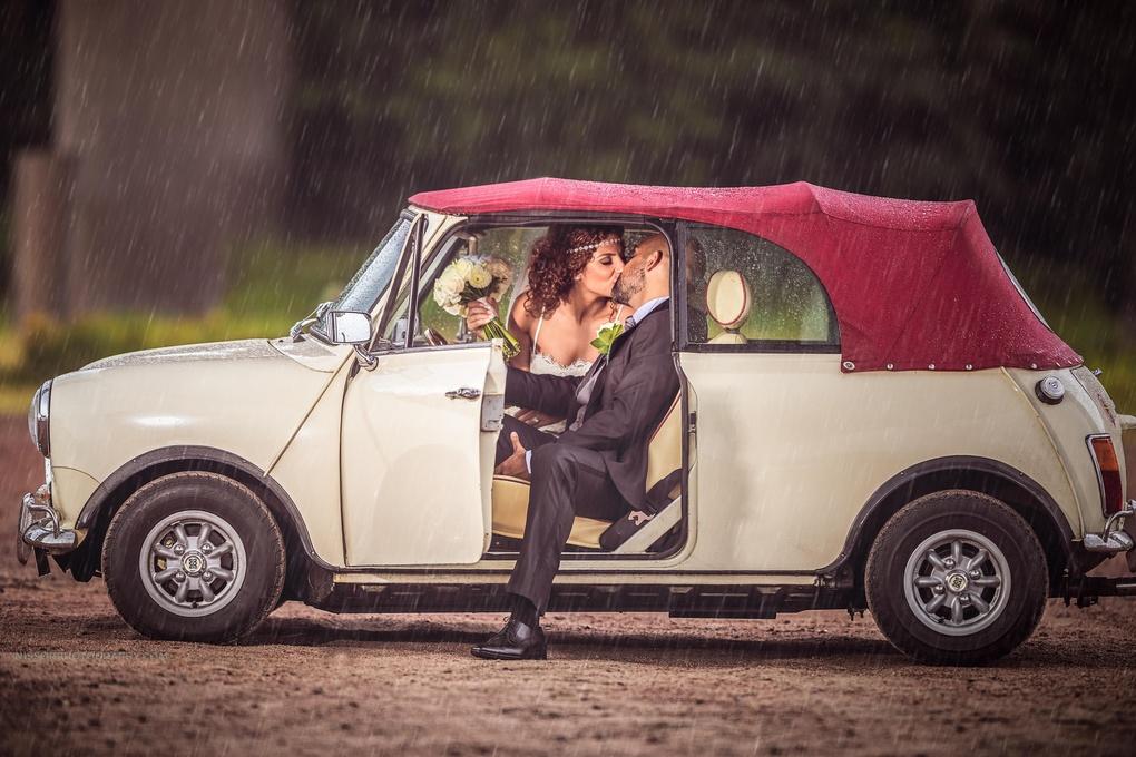 A Rainy Day by Nissor Abdourazakov