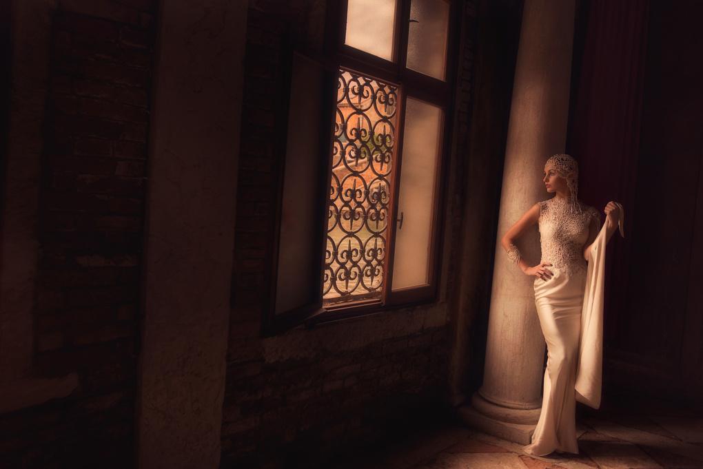 Beautiful bride by Nissor Abdourazakov