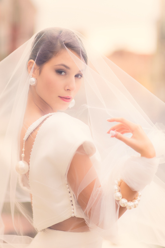 Italian Bride by Nissor Abdourazakov