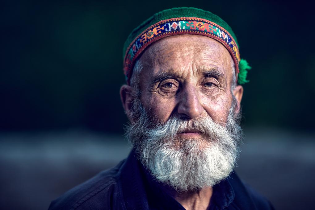 Farmer by Nissor Abdourazakov