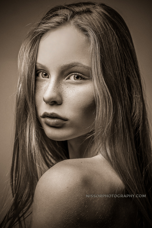 Amanda by Nissor Abdourazakov