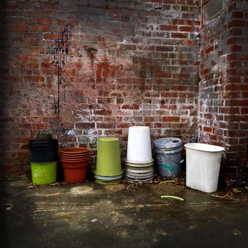 Planters by david tietmeyer