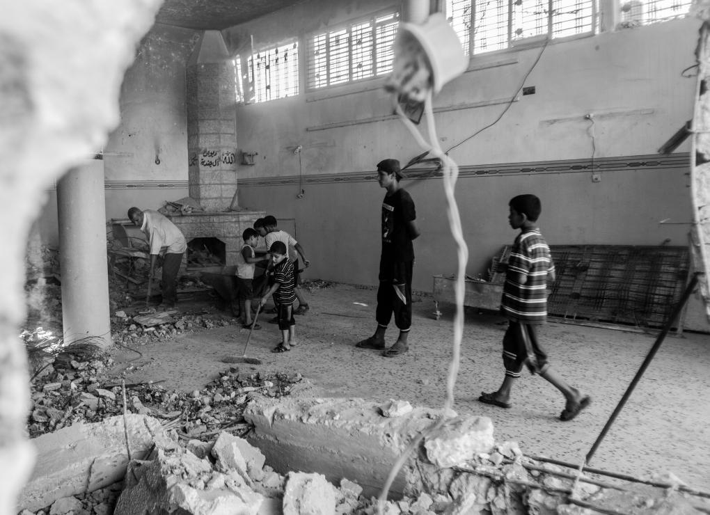 children of gaza by Jan Husar