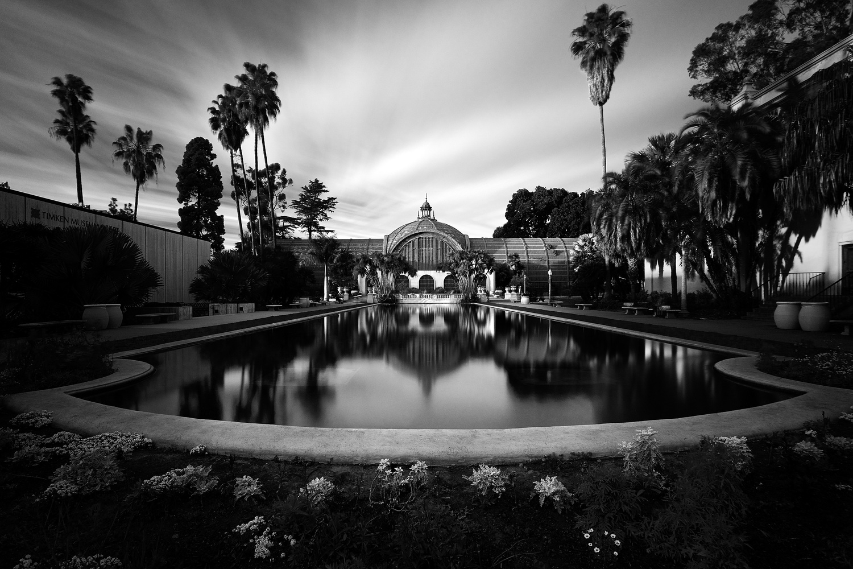 Botanical Building, Balboa Park, San Diego by TImothy Tichy