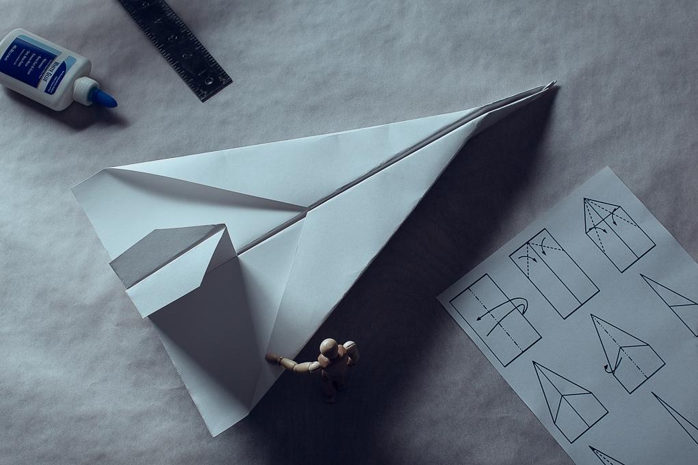 Flight Plans by TImothy Tichy