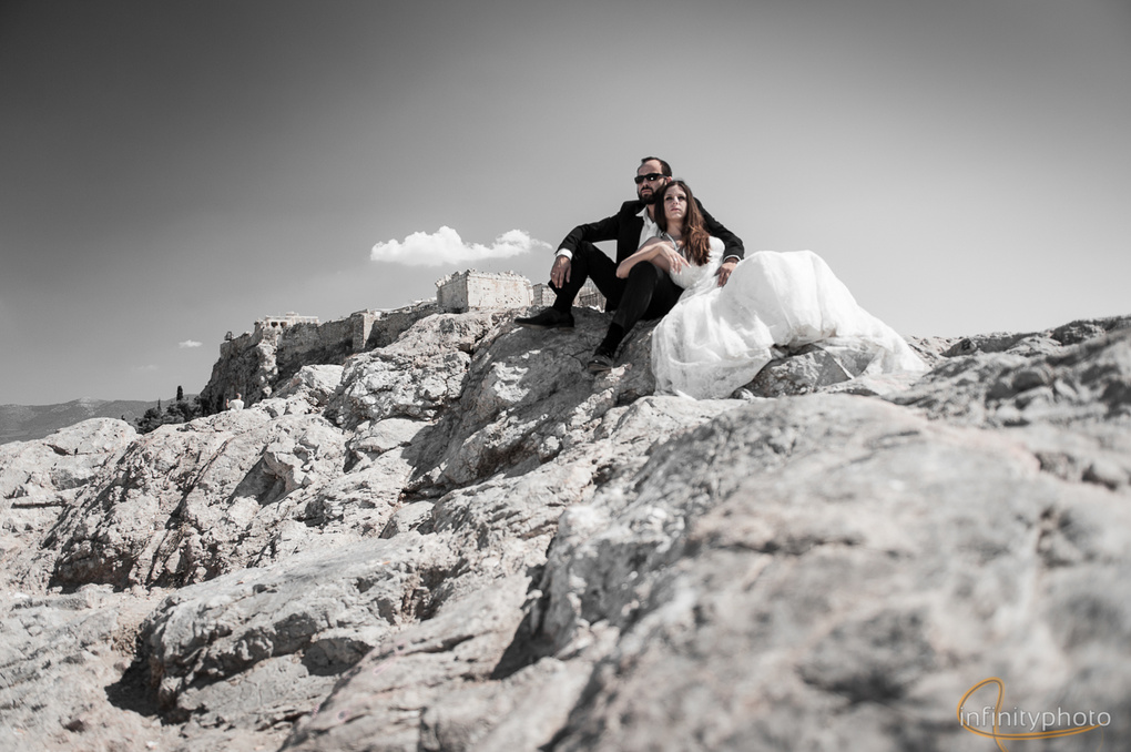 Wedding Acropolis by Stefanos infinity
