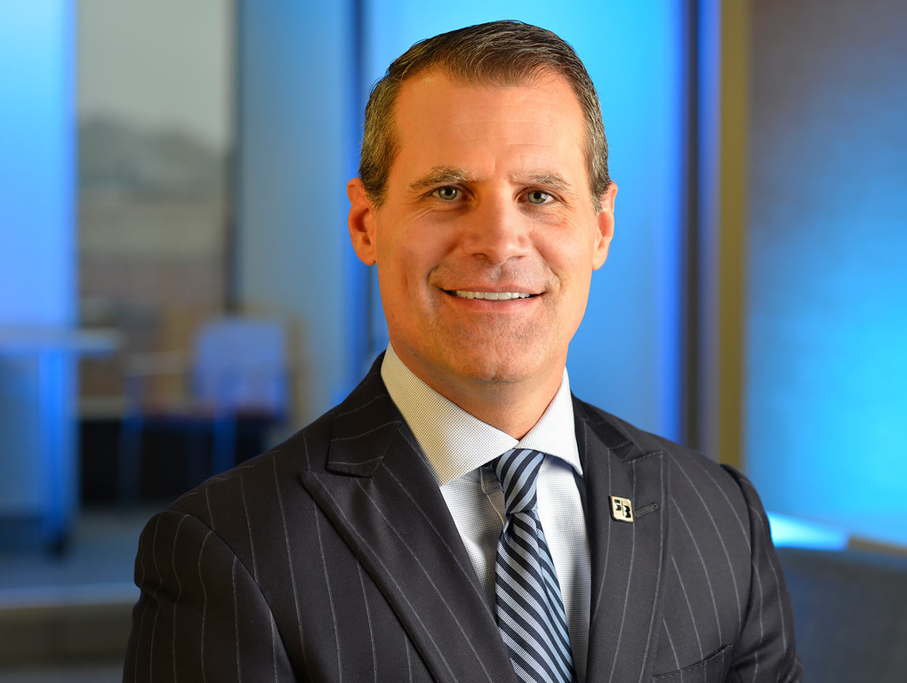 Fifth Third Bank COO by Art Dickinson